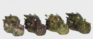 Dragonblood-Drakenschedels